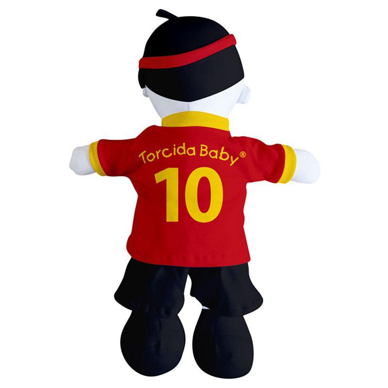 Boneco Mascote do Sport  - Torcida Baby 238A