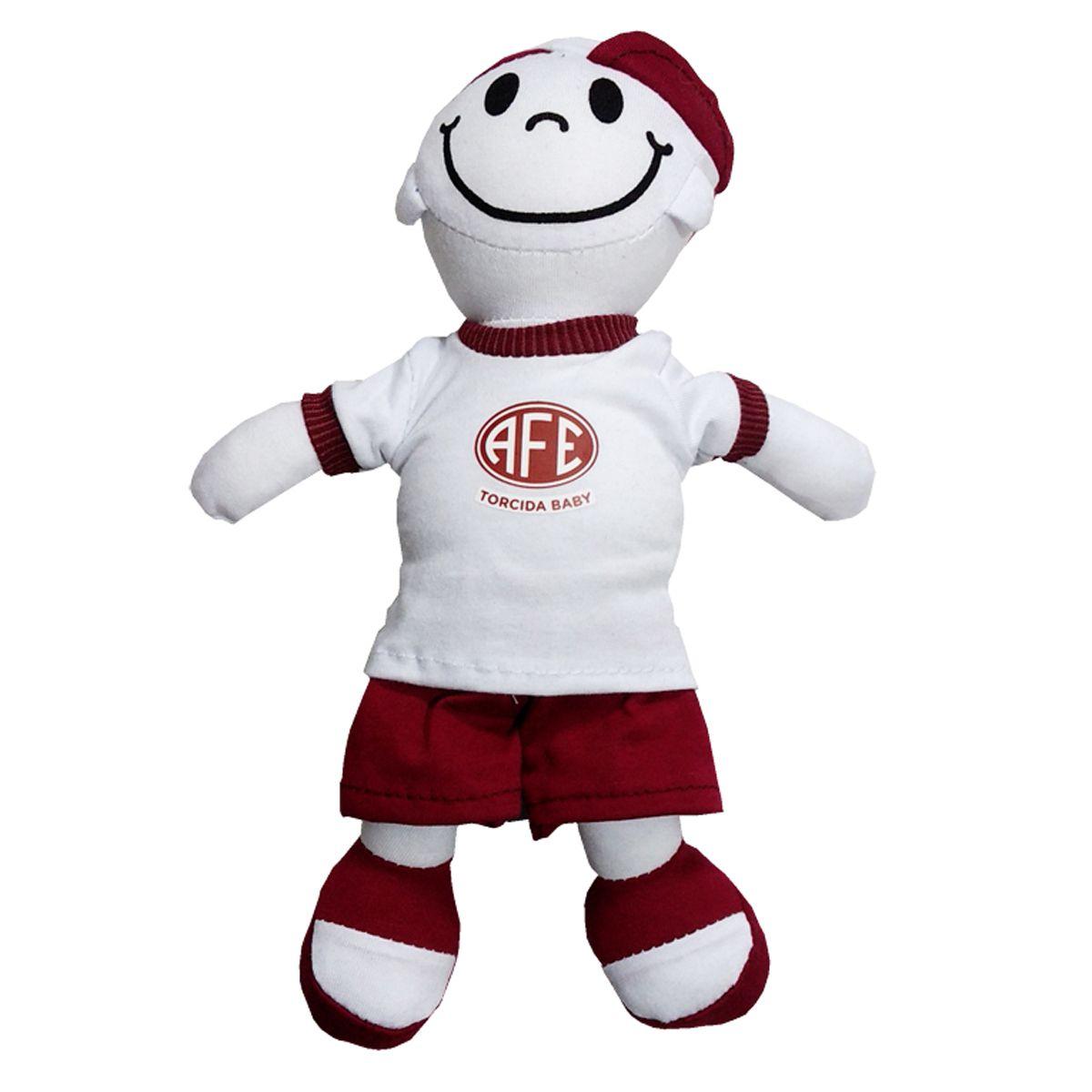 Boneco Mascote da Ferroviária - Torcida Baby 238A