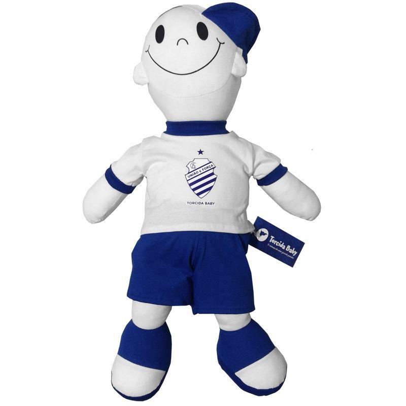 Boneco Mascote Grande do CSA - Torcida Baby 238 eb496af642dce