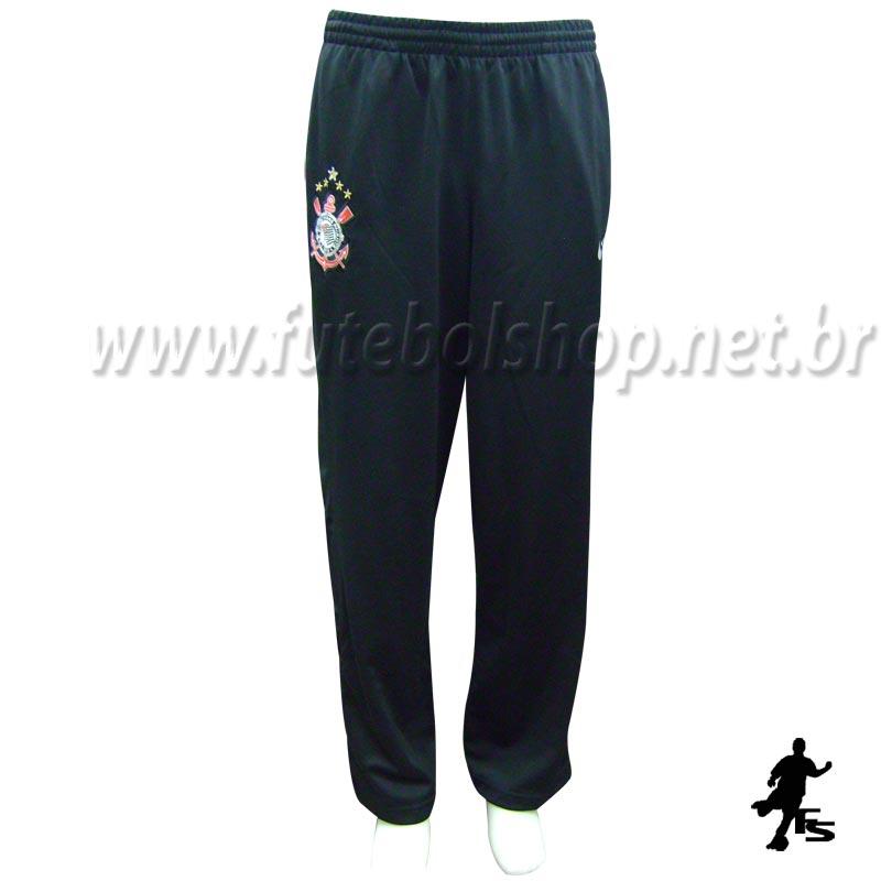 Calça de Treino Nike do Corinthians - 384846