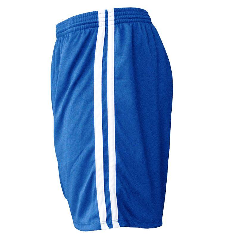 Calção Elite 1052 Adulto Azul Royal/Branco