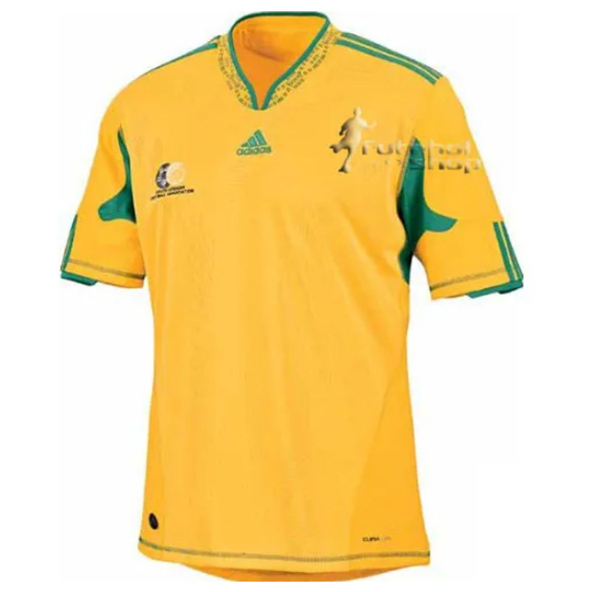 Camisa Infantil Seleção Africa do Sul I Tamanho 12 - P41438