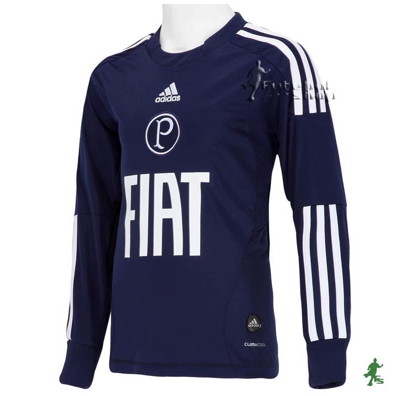 fd4e870642e8e Camisa Adidas do Palmeiras GK 1 Infantil - V89045