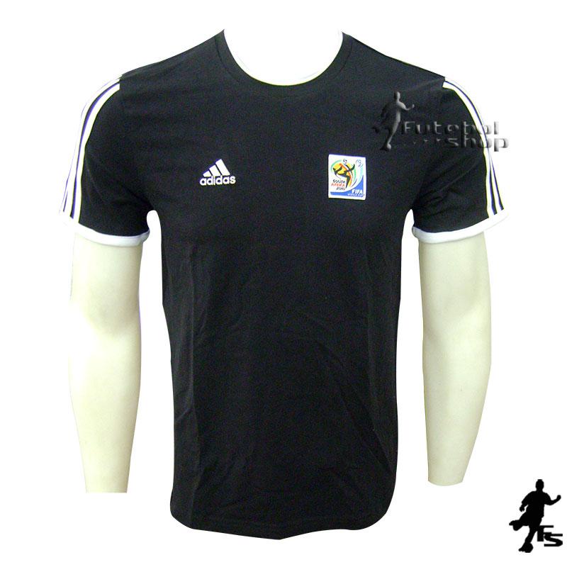 Camisa Adidas Essential South Africa 2010 - P42125