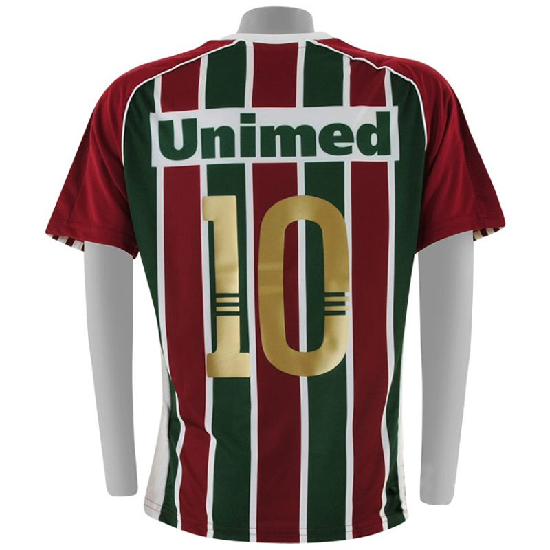 Camisa Adidas Fluminense I 2011 Infantil - V89443