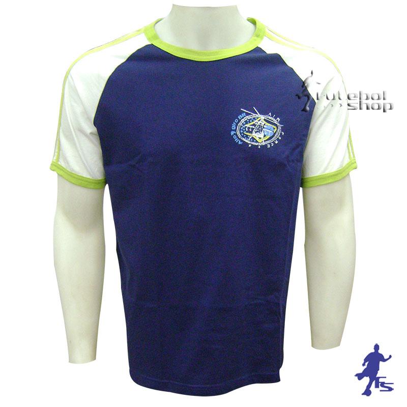 Camisa Alto Giro Air Algodão - 06676