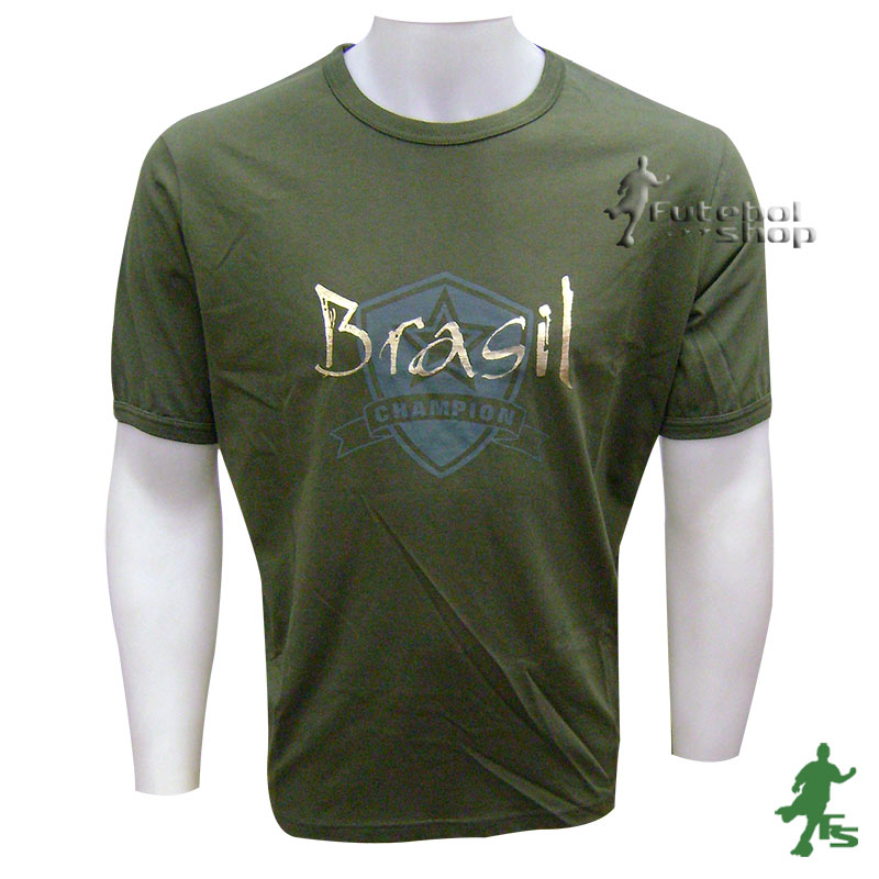 Camisa Alto Giro Brasil Champion - 06668