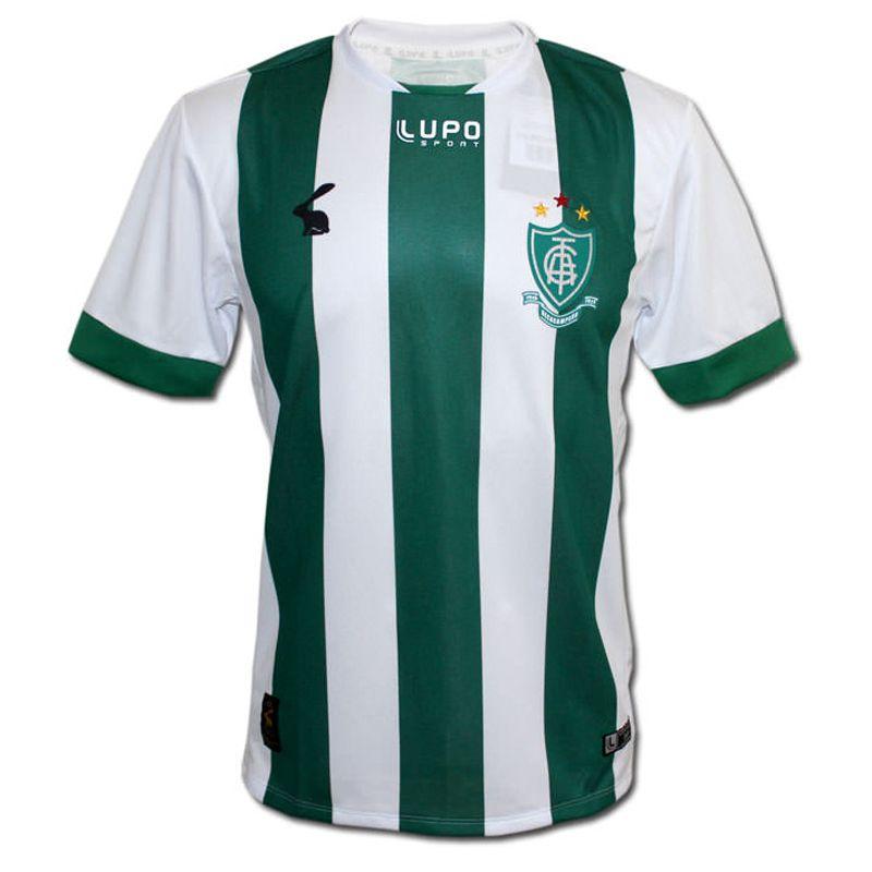 507458283af2b Camisa América Mineiro Oficial III 2017 - Lupo 65613-017 - FUTEBOL SHOP ...