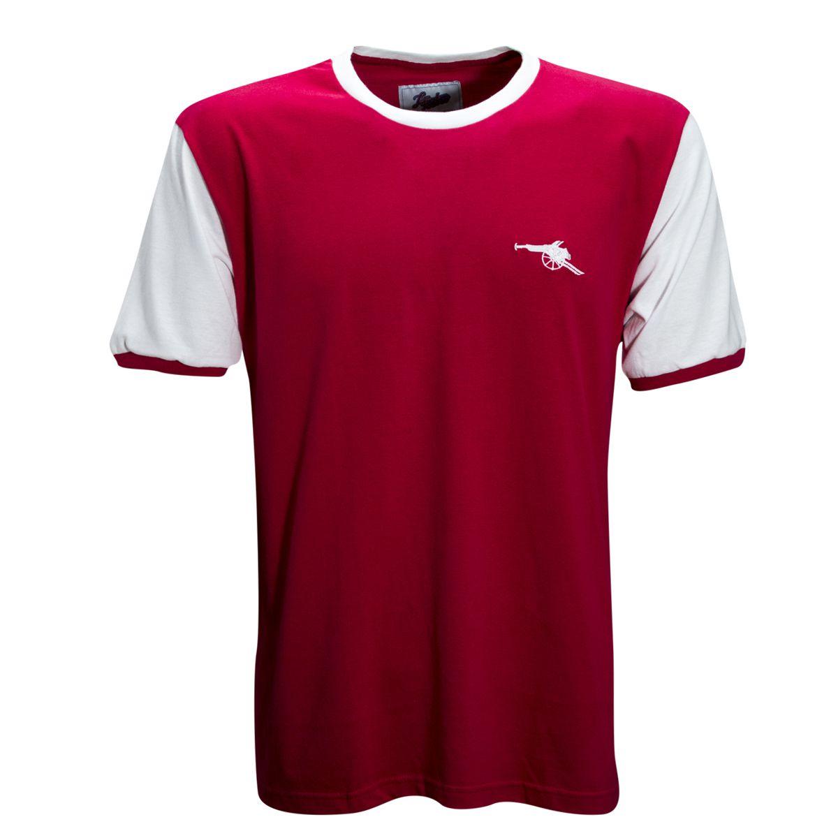 Camisa Arsenal 1971 Liga Retro - LRARS71
