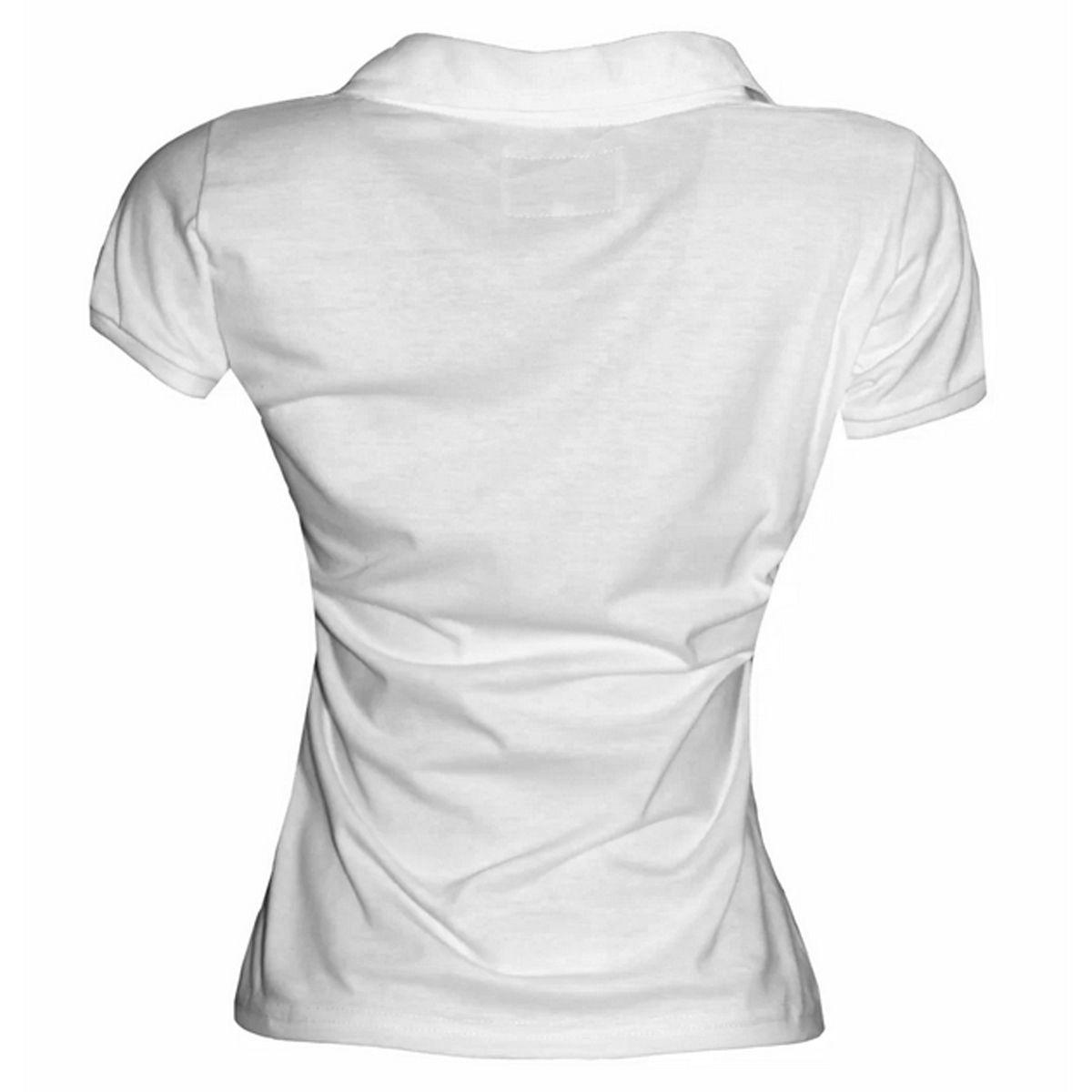 Camisa Corinthian Inglês 1910 Feminino