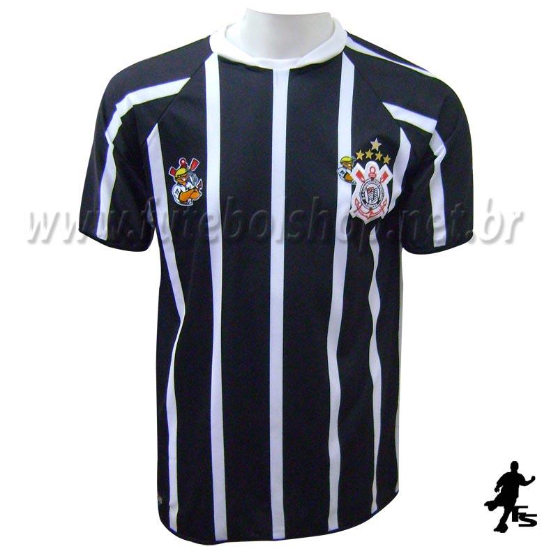 Camisa da Torcida Camisa 12 Infantil Listrada - 230/B