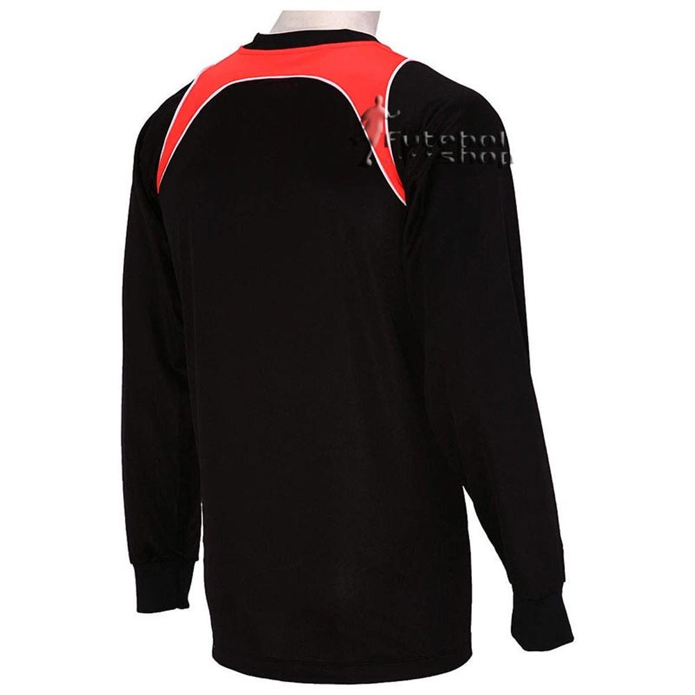 Camisa de Goleiro Adidas Parada Preta - 808741