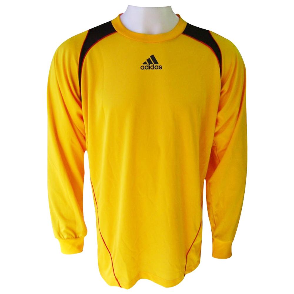 Camisa de Goleiro Adidas Parada Amarela - 808740