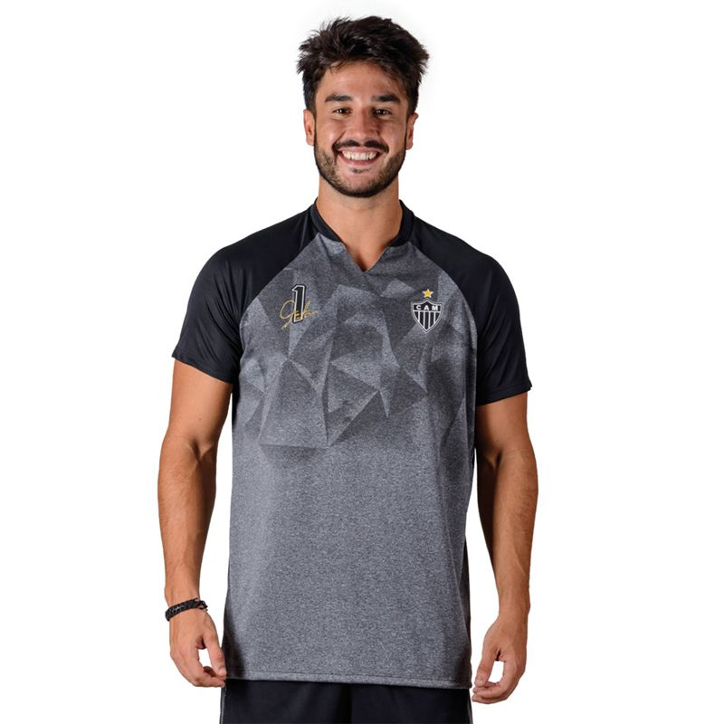 Camisa do Atlético Mineiro Nitta Raglan Adulto