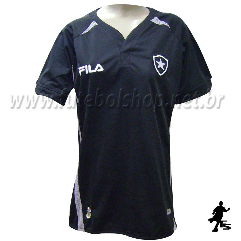 Camisa do Botafogo Feminina 2010 - 349646 - FUTEBOL SHOP be55982539a27