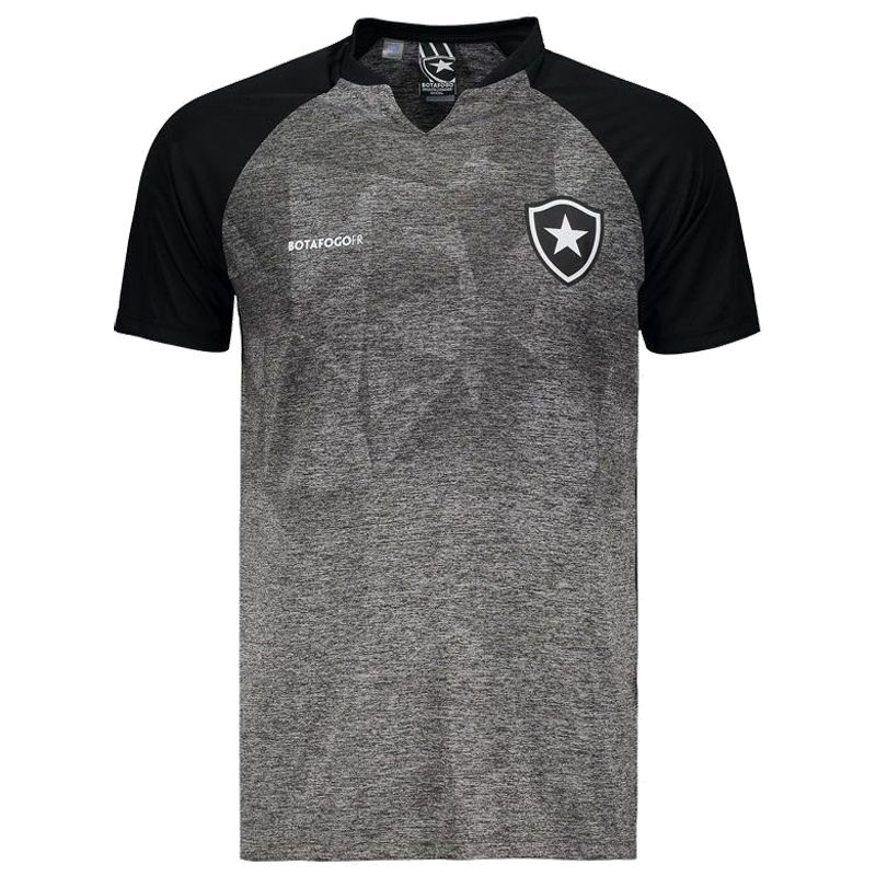 Camisa do Botafogo Nitta Raglan Adulto