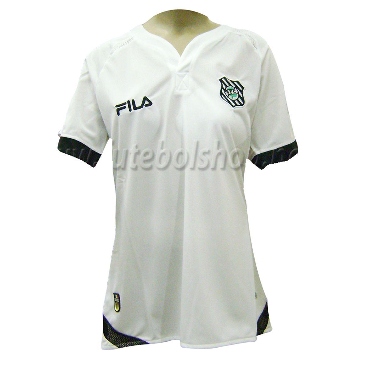 Camisa do Figueirense Feminina 2010 - 354881