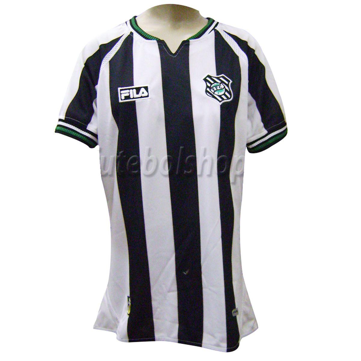 Camisa do Figueirense Feminina 2010 - 356117