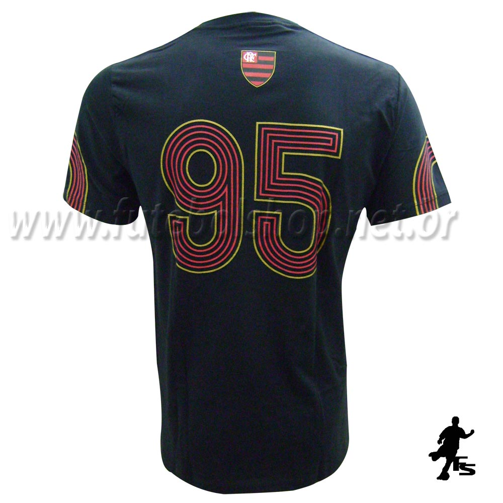 ... Camisa do Flamengo Braziline Mex - FUTEBOL SHOP 3b055f8c0c8fe