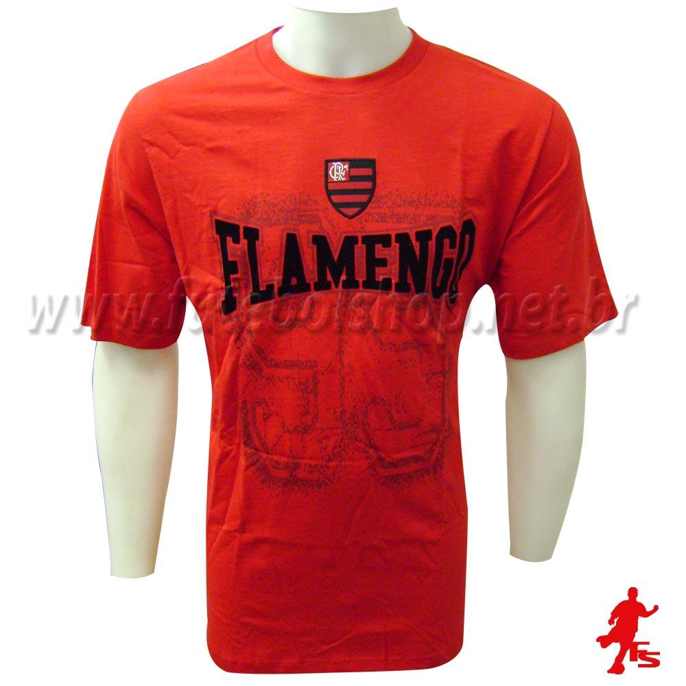 Camisa do Flamengo Braziline Troy - FUTEBOL SHOP 5b66194bf16d2