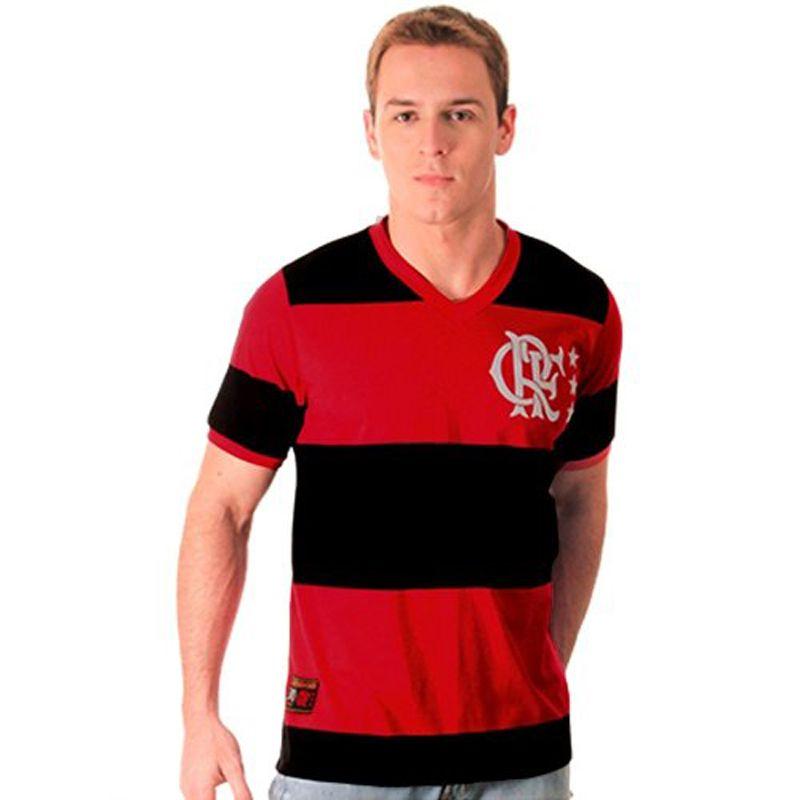 ... Camisa do Flamengo Comemorativa Libertadores 1981 - FUTEBOL SHOP ... 9174055f243ed