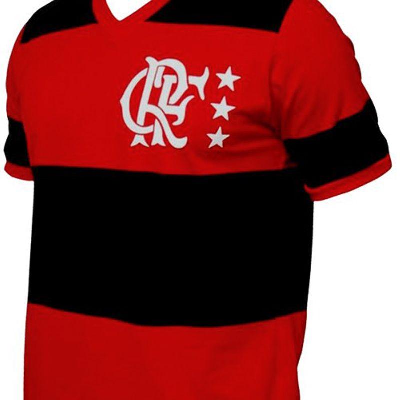 Camisa do Flamengo Comemorativa Libertadores 1981