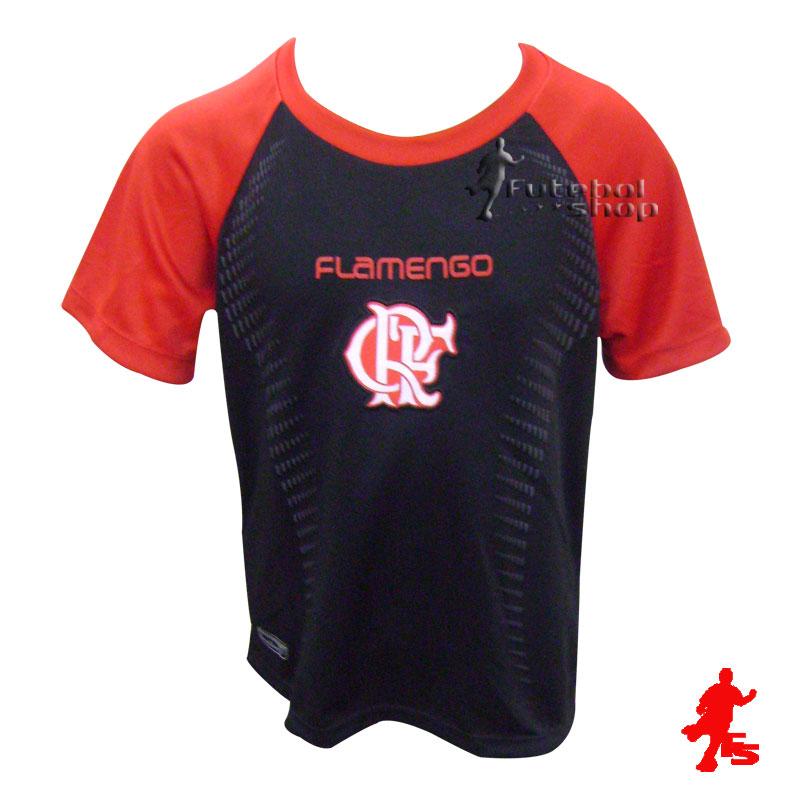 2238c0a7f9 Camisa do Flamengo Infantil - Trop