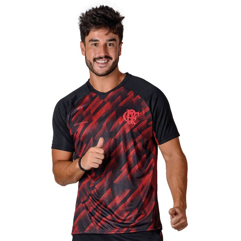 Camisa do Flamengo Upper Adulto