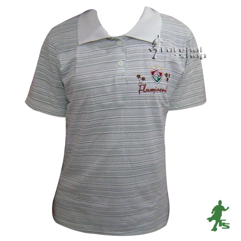 Camisa do Fluminense Feminina Braziline - MAG - FUTEBOL SHOP 5bb91bdf6b810