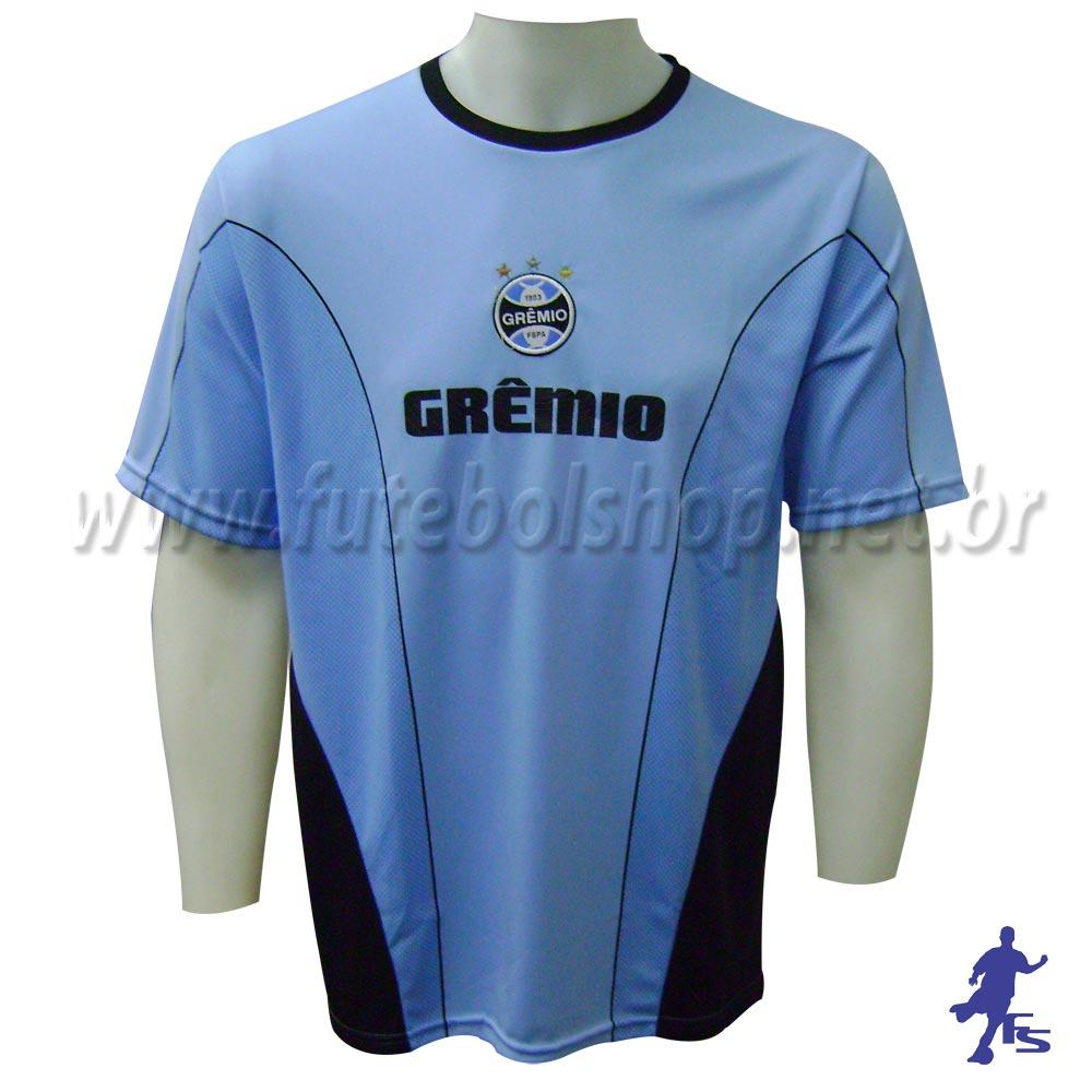 Camisa do Grêmio Braziline Zaga 09 88c459d8fcbac
