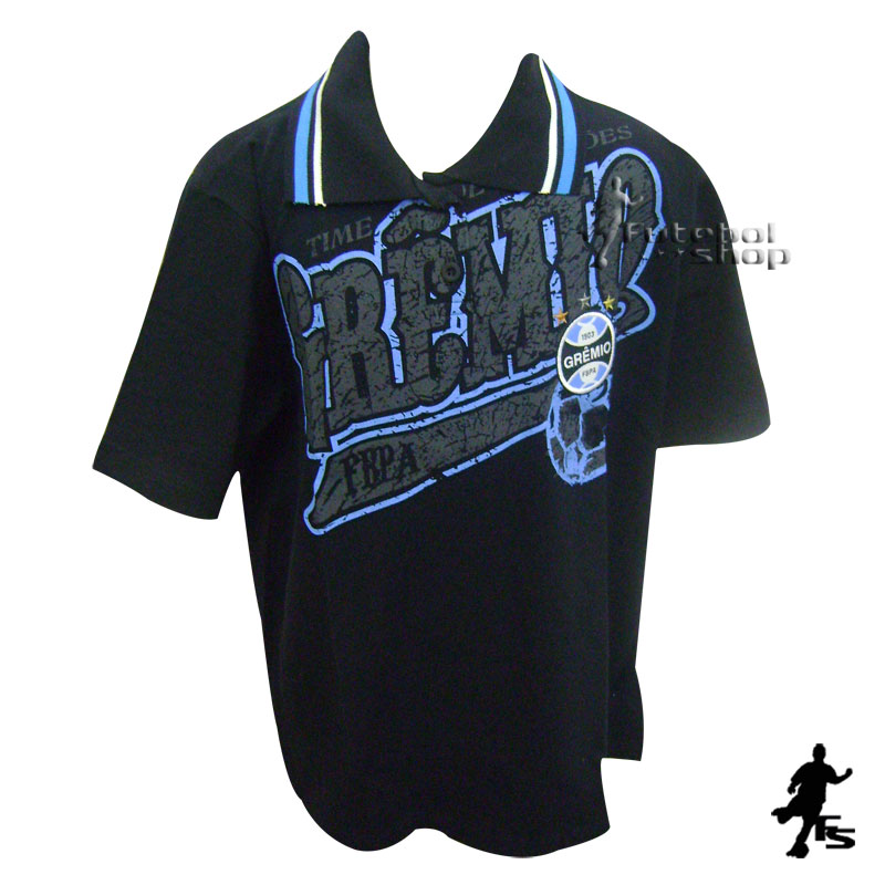 Camisa do Grêmio Infantil - Tric