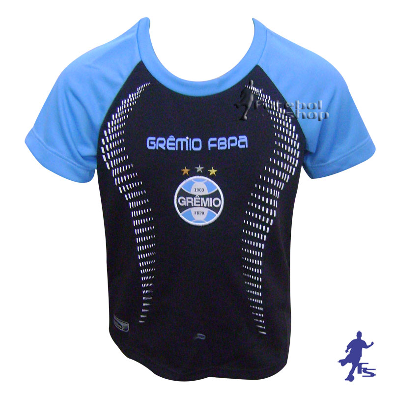 Camisa do Grêmio Infantil - Trop