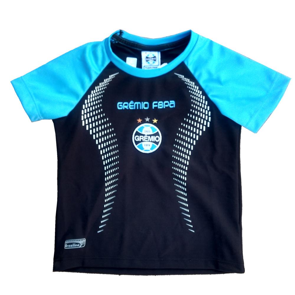 Camisa Infantil do Grêmio Braziline Trop