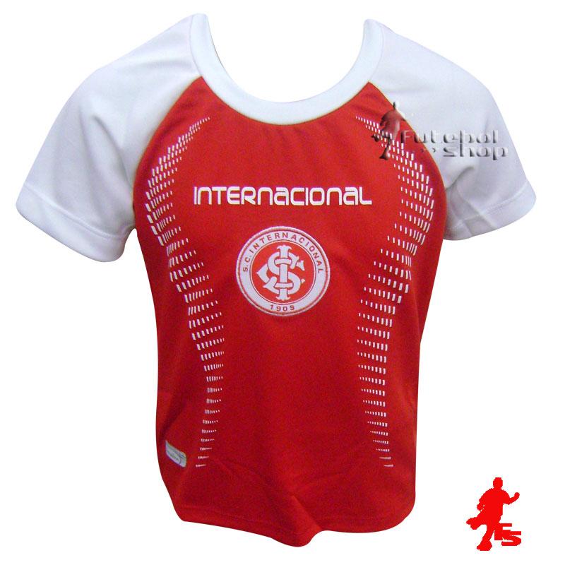 Camisa do Internacional Infantil - TROP