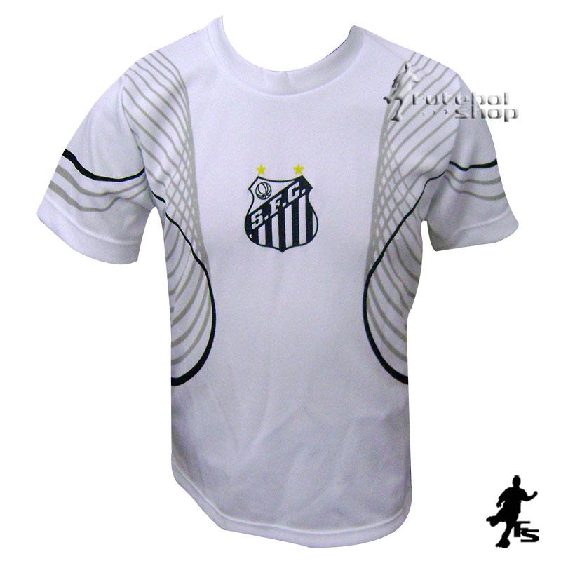 Camisa do Santos Infantil - NEED