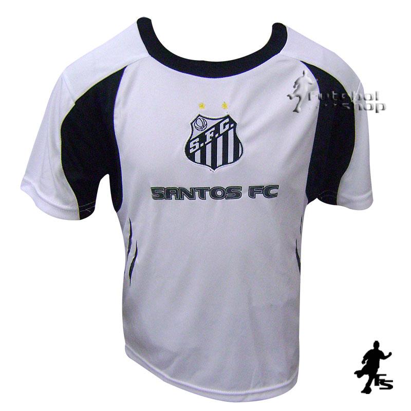 Camisa do Santos Infantil - Skel