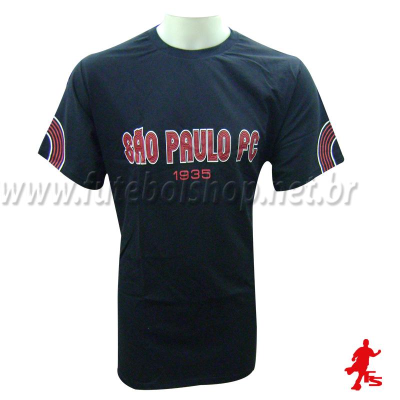 Camisa do São Paulo Braziline Mex