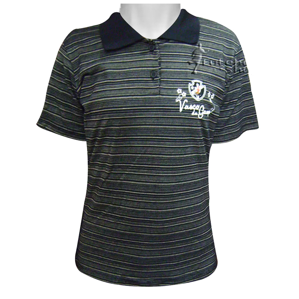 Camisa Feminina do Vasco da Gama Braziline - MAG