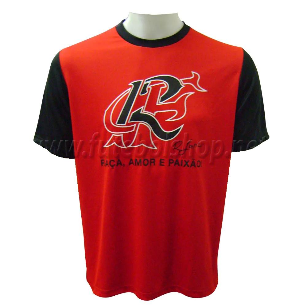 Camisa do Flamengo Dry Max Camisa 12