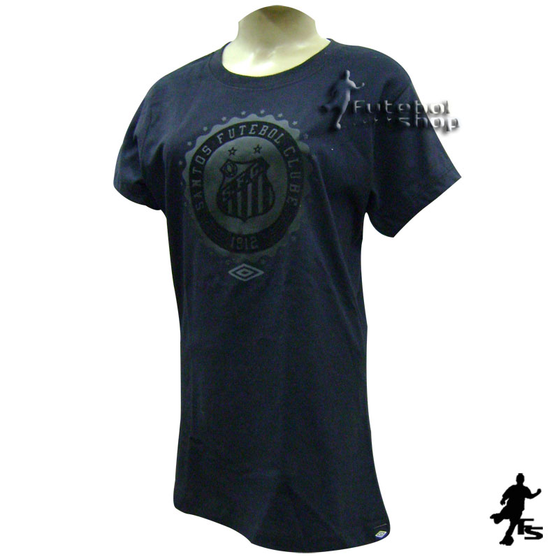 Camisa Feminina do Santos Collegiate - U5140