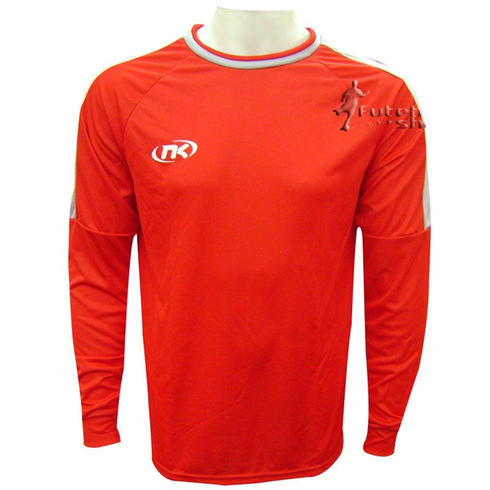 Camisa Goleiro Nakal Girona Vermelha - 1017