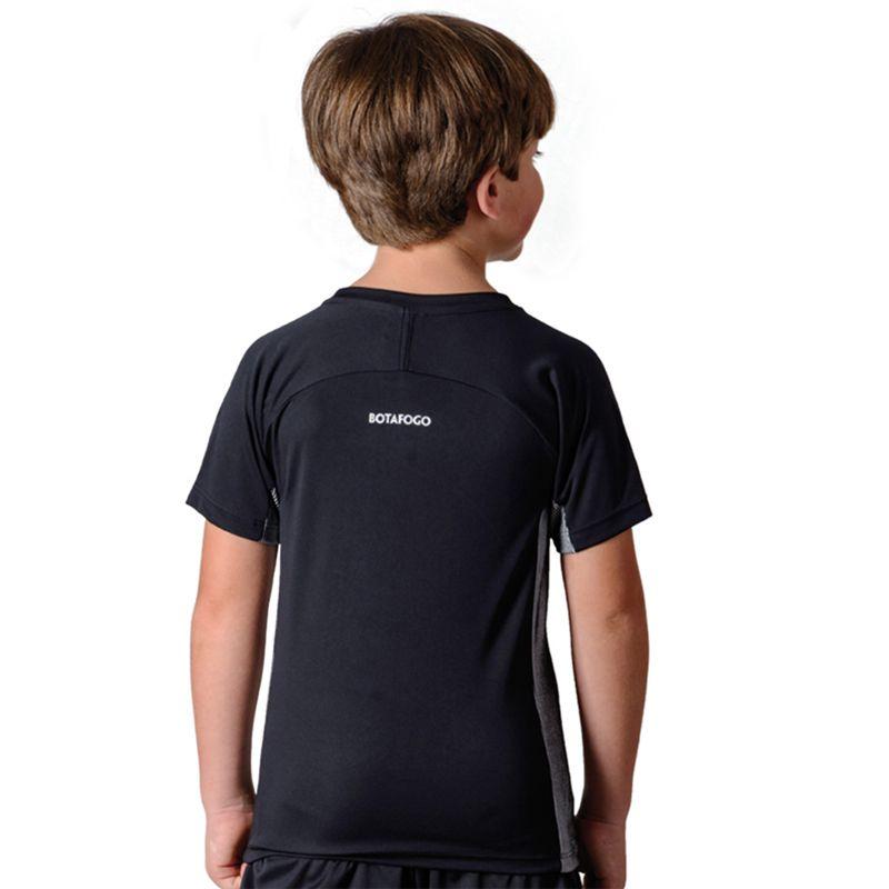 ... Camisa Infantil do Botafogo Upper - FUTEBOL SHOP 6f193e506e82f