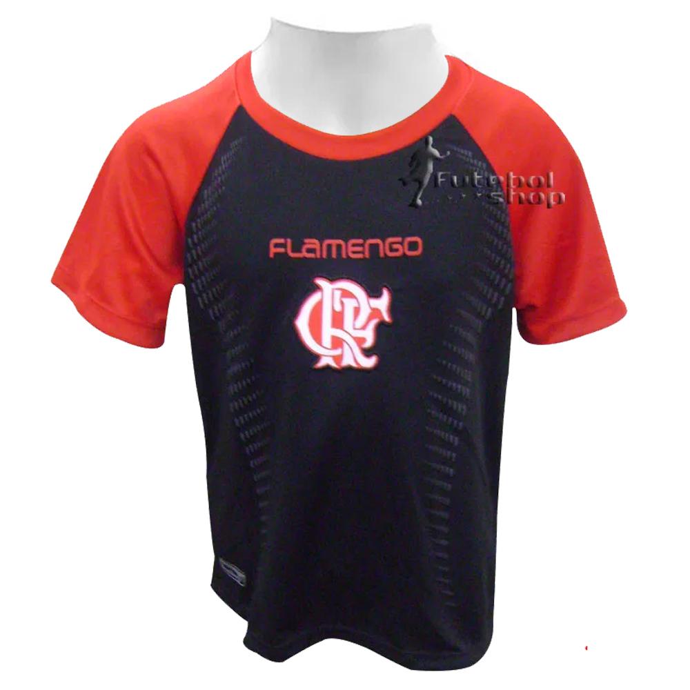 Camisa Infantil do Flamengo Braziline Trop
