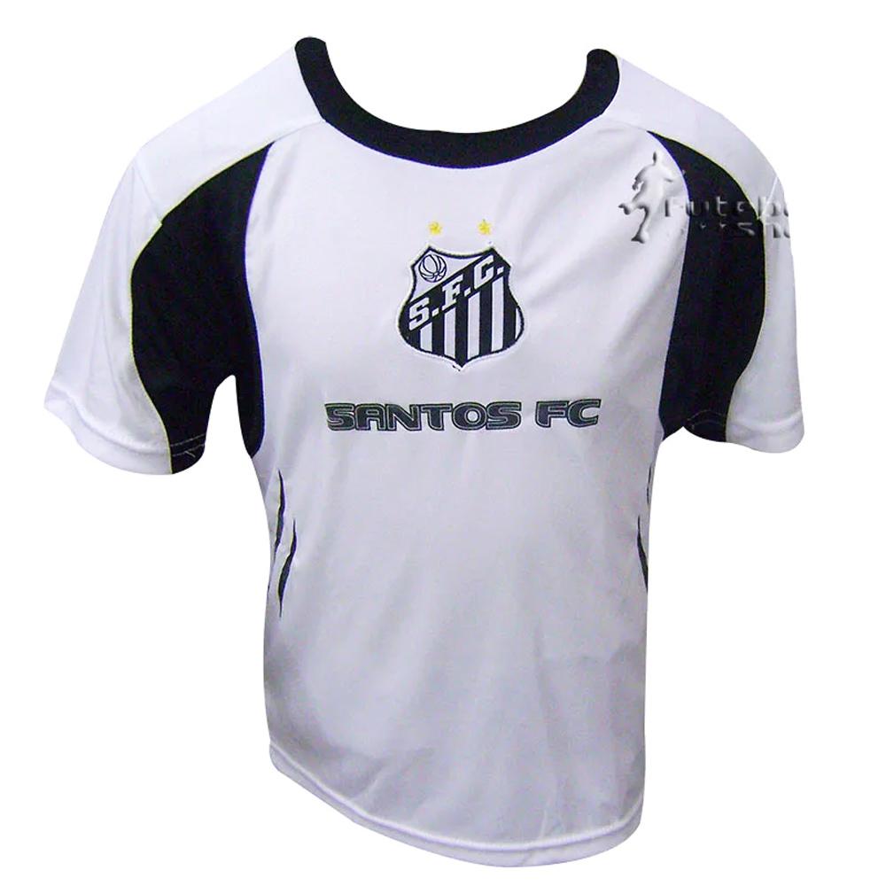 Camisa Infantil do Santos Braziline Skel