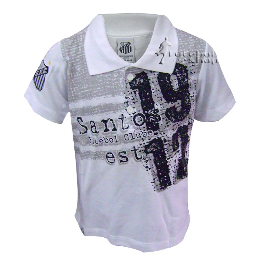 Camisa Infantil do Santos Braziline Thor
