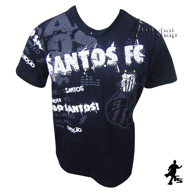 8cc31c6edbec9 Camisa Infantil do Santos - Kant - FUTEBOL SHOP