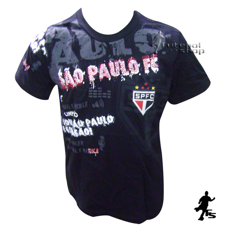 Camisa Infantil do São Paulo - Kant