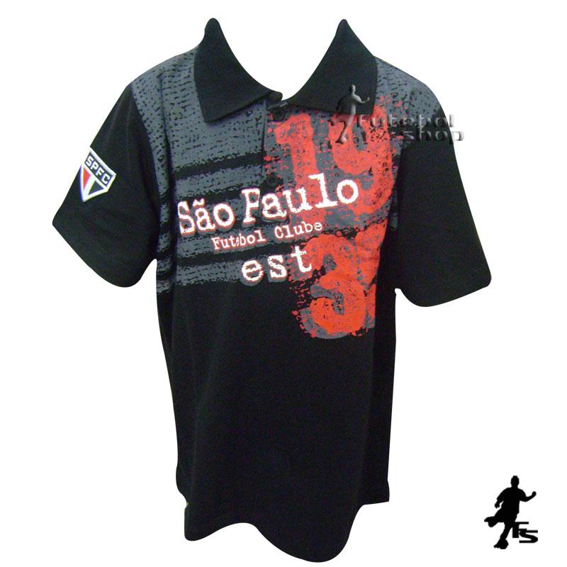 Camisa Infantil do São Paulo - Thor