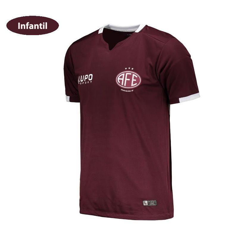 Camisa Infantil Ferroviária I 2017 - Lupo 65066-010