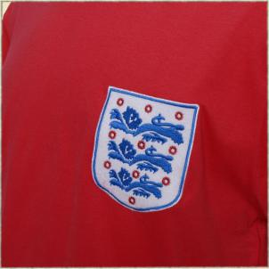 Camisa Inglaterra 1966 Liga Retro - LRING66